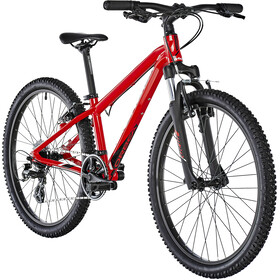 ORBEA MX XC 24'' Niños, red/white